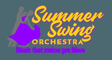 Summer Swing Orchestra Logo